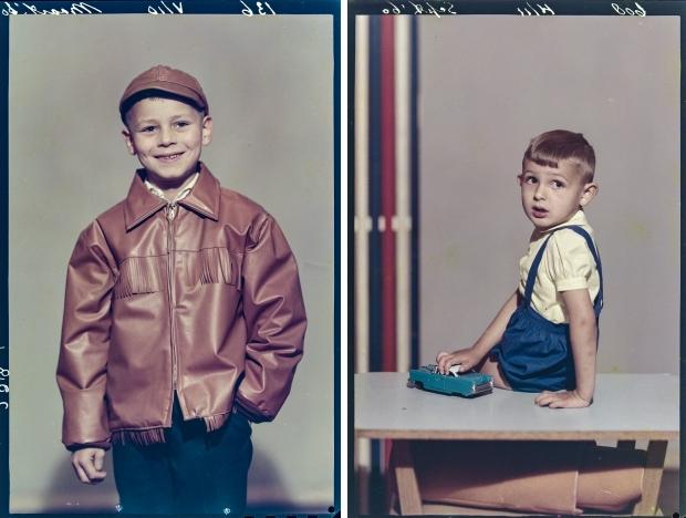 Ernst Lalleman Foto Americain jongetjes go with the vlo