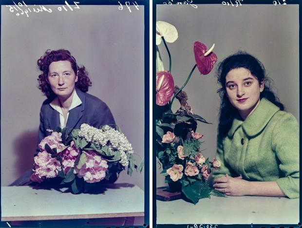 Ernst Lalleman Foto Americain wie zijn wij bloemen go with the vlo