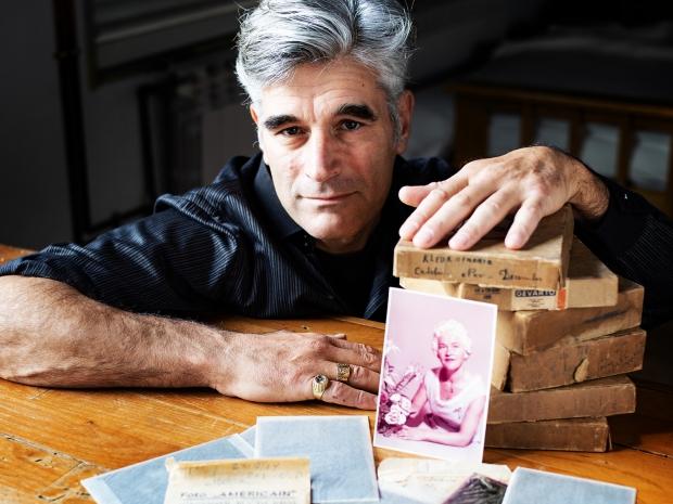 Ernst Lalleman negatieven Foto Americain Den Haag go with the vlo