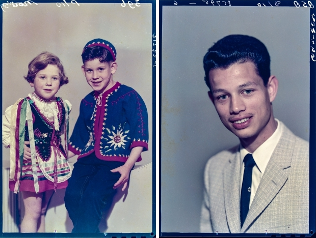 Ernst Lalleman Wie zijn wij Foto Americain Den Haag fifties go with the vlo