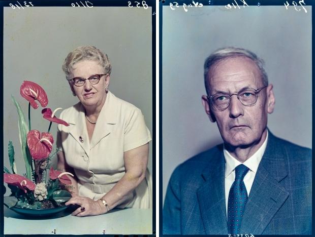 Ernst Lalleman Wie zijn wij Foto Americain oudere mensen go with the vlo