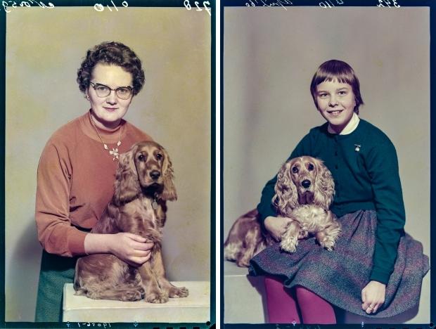 Ernst Lalleman Wie zijn wij honden Foto Americain go with the vlo