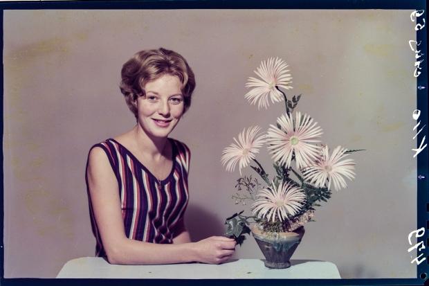Foto Americain Ernst Lalleman bloemen diva wie zijn wij go with the vlo
