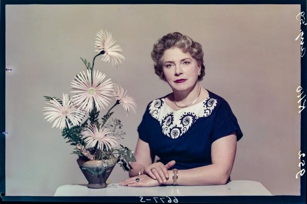 Foto Americain Ernst Lalleman bloemen wie zijn wij go with the vlo