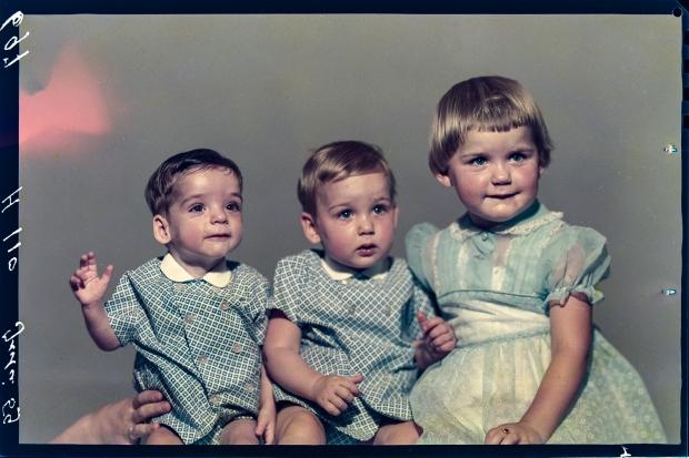 Foto Americain Ernst Lalleman kinderen nostalgie go with the vlo
