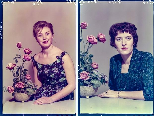 Foto Americain Ernst Lalleman Wie zijn wij bloemstuk go with the vlo