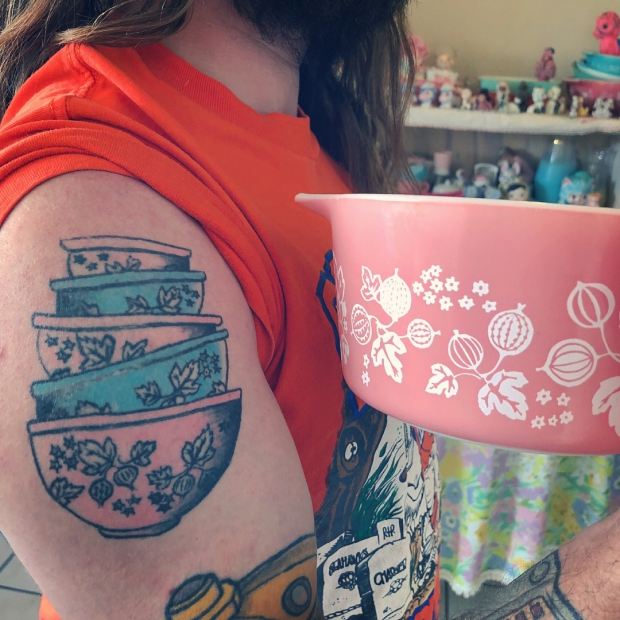 Trend tattoo sixties seventies servies go with the vlo