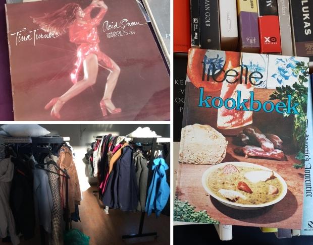 Vlooienmarkt De Windwijzer Vlaardingen kleding go with the vlo