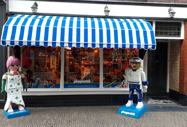 De Poppetjesshop Gorinchem tweedehands Playmobil go with the vlo