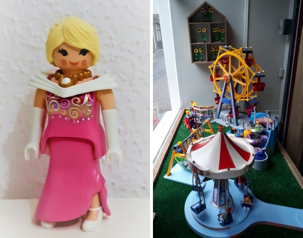 De Poppetjesshop Gorinchem vintage Playmobil winkel go with the vlo