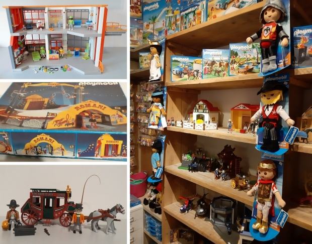 De Poppetjesshop tweedehands Playmobil go with the vlo