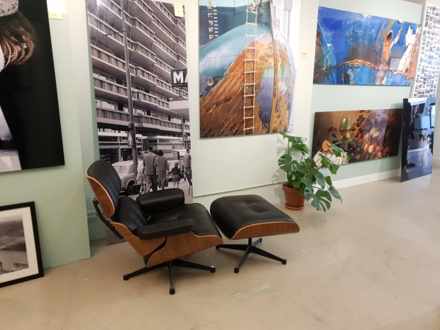 Galerie Urban Photos opheffingsuitverkoop Rotterdam go with the vlo