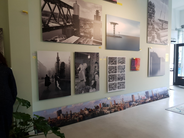 Galerie Urban Photos sluiting sale Rotterdam go with the vlo