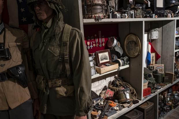 Sander Nagel collectie Tweede Wereldoorlog collectie go with the vlo