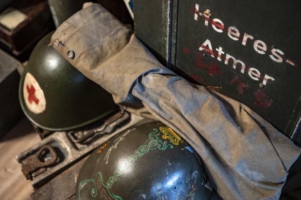 Sander Nagel collectie Tweede Wereldoorlog helm verzamelen go with the vlo