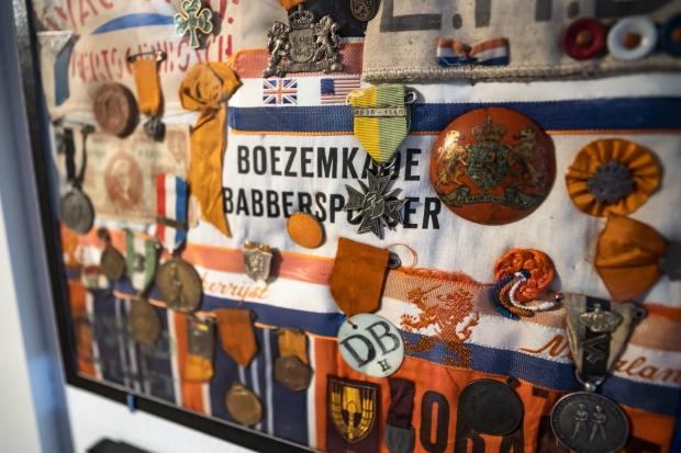 Sander Nagel collectie Tweede Wereldoorlog leger go with the vlo