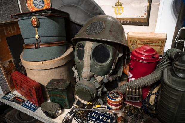 Sander Nagel collectie Tweede Wereldoorlog verzamelen go with the vlo