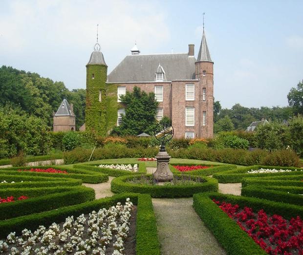 Slot Zuylen poort vacature tuin beheerder go with the vlo