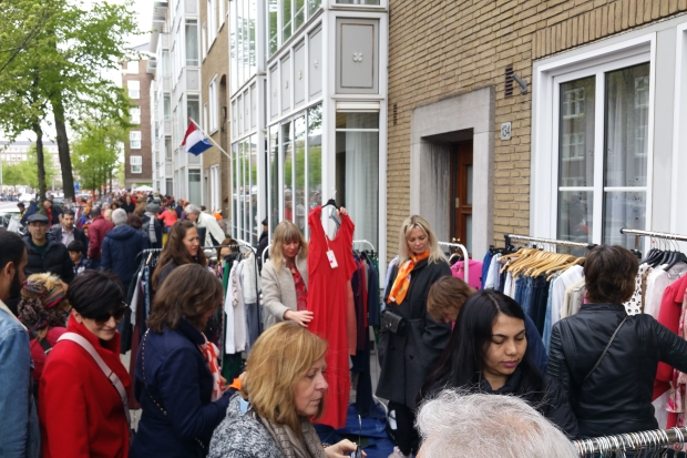 Beste vrijmarkten Koningsdag 2019 Beethovenstraat go with the vlo
