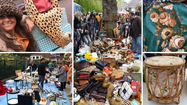 Beste vrijmarkten Koningsdag 2019 Nederland go with the vlo