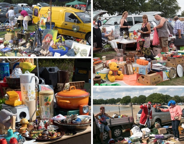Car Boot Sale Oss Pasen rommelmarkt go with the vlo