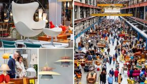 Design Icons Amsterdam beurs shoppen meubels go with the vlo