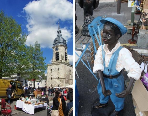 Grande Réderie Amiens vlooienmarkt go with the vlo