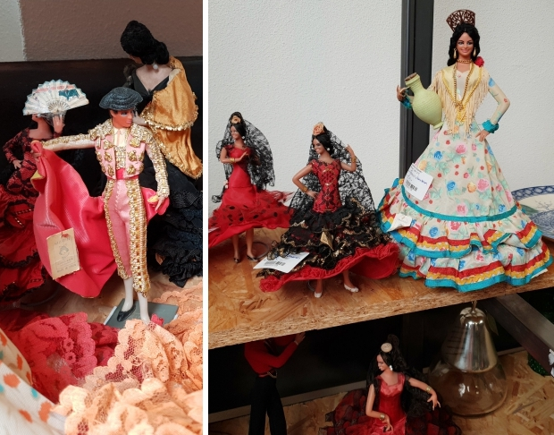 Jouw Marktkraam Rotterdam flamencodanseressen poppen go with the vlo 5