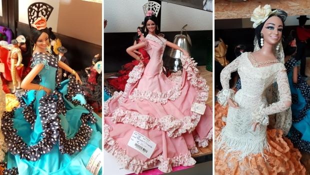 Jouw Marktkraam Rotterdam Spaanse poppen flamencodanseres go with the vlo 2