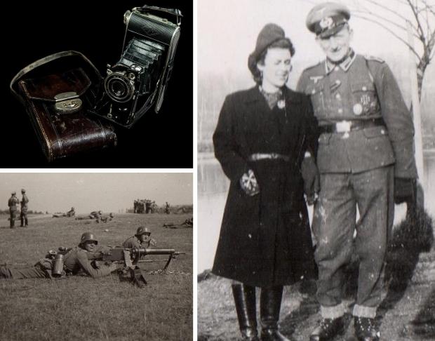 Sander Nagel Dutch World War 2 Collector go with the vlo