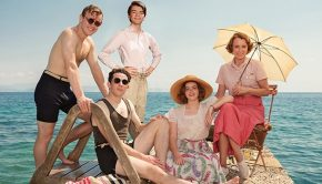 The Durrells seizoen vier Corfu Griekenland go with the vlo