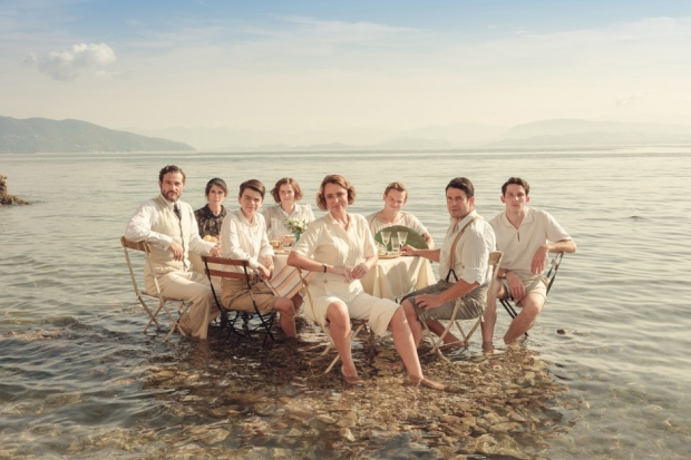 The Durrells serie seizoen vier Corfu Griekenland go with the vlo 2