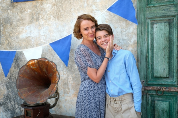 The Durrells serie seizoen vier Corfu Griekenland go with the vlo