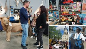 VerzamelaarsJaarbeurs april 2019 Grande Réderie Amiens go with the vlo