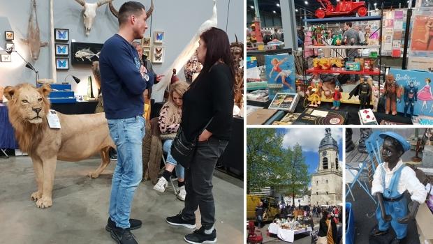 VerzamelaarsJaarbeurs april 2019 Grande Réderie Amiens go with the vlo