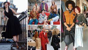 Vintage tweedehands retro kledingmarkten go with the vlo