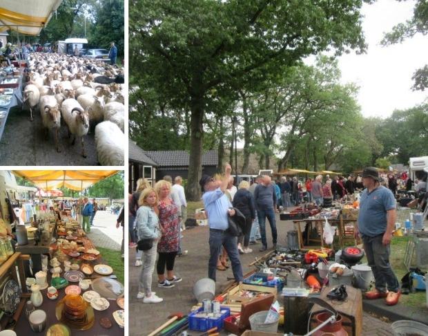 Vlooienmarkten Huurkraam.nl Drenthe Groningen go with the vlo