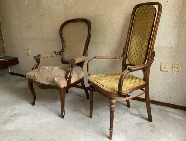 Antieke stoeltjes gratis ophalen Marktplaats go with the vlo