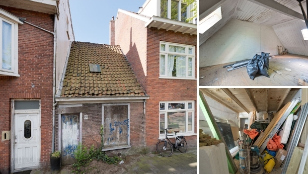 Bouwval Bakkerstraat Haarlem woning opknappertje go with the vlo 5