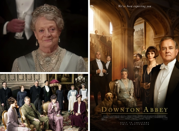 Downton Abbey film trailer foto's 2019 go with the vlo