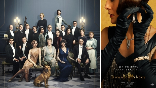 Downton Abbey film trailer go with the vlo