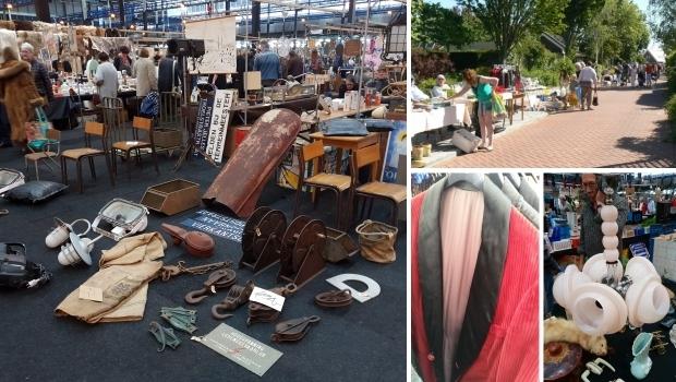 Hemelvaartsdag rommelmarkten vlooienmarkten go with the vlo 2