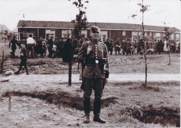 Jodenvervolging in foto's Joods Cultureel Kwartier Westerbork go with the vlo