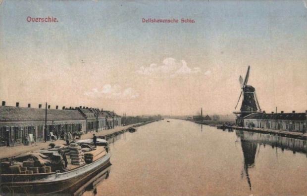 Oud Overschie Delfshavense Schie weilanden go with the vlo