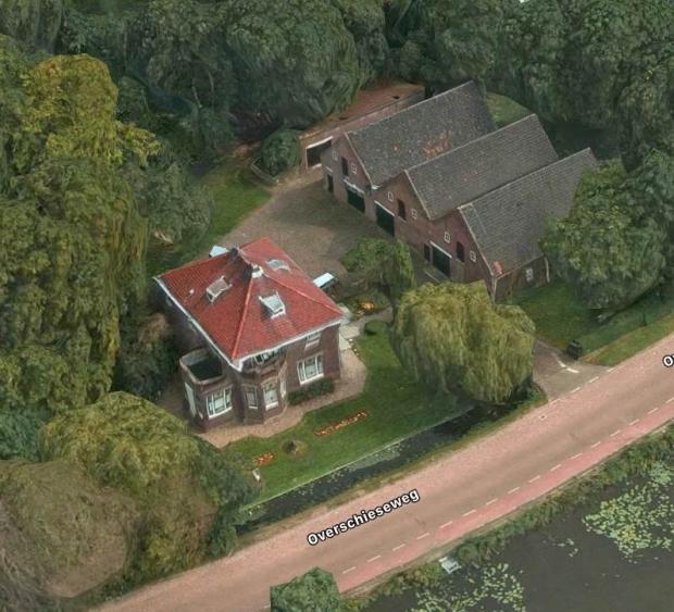 Overschieseweg 104 Overschie Huize Adriana gesloopt 2019 go with the vlo