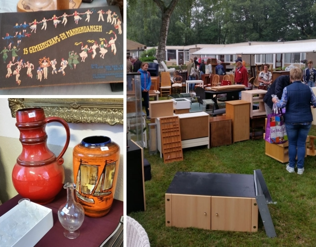 Waterloopleinmarkt Ugchelen 2019 meubels go with the vlo