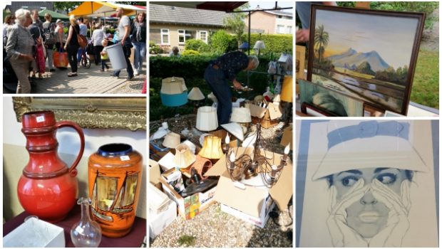 Waterloopleinmarkt Ugchelen 2019 tweedehands kerkmarkt go with the vlo