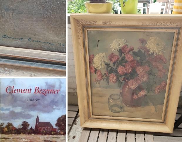 Clement Bezemer schilderij containervondst go with the vlo 2