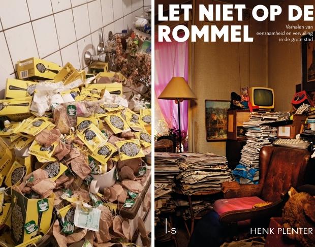Frisse Kater Let niet op de rommel Henk Plenter go with the vlo