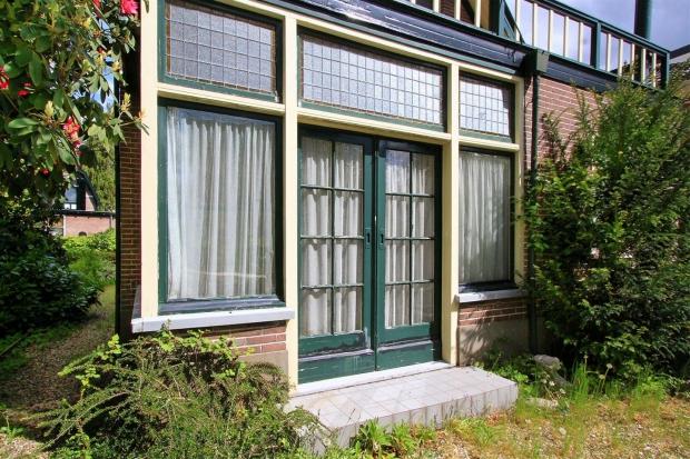 Huis te koop Apeldoorn tijdcapsule achtergevel go with the vlo